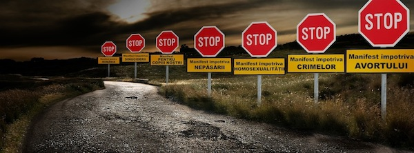 Manifest - STOP - slider