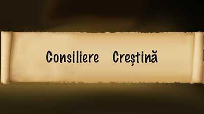 Consiliere--Crestina